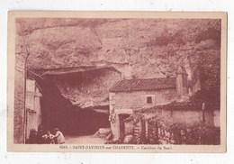 Carte Postale Saint Savinien Carrières Du Bouil - Francia