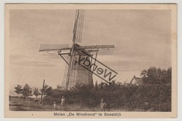 """Soestdijk - Molen """"De Windhond"""" - Soestdijk"""
