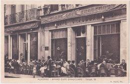 89. AUXERRE. Grand Café Chaucuard - Auxerre