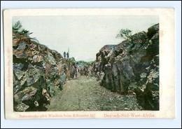 XX01140/ Lüderitzbucht Eisenbahnstrecke Nach Windhuk Deutsch-Südwest-Afrika 1905 - Ehemalige Dt. Kolonien