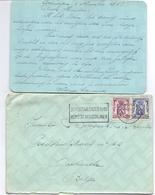 Brief Lettre - Coseman - De Souter Antwerpen Naar Serynck - Oostende 1948 - Non Classificati