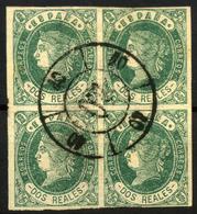 España Nº 62. Año 1862 - Usados