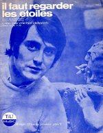 PARTITION MICHEL DELPECH - IL FAUT REGARDER LES ETOILES - 1967 - EXC ETAT - Otros