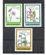 OST1428 ALBANIEN 1989  MICHL 2395/97 Postfrisch SIEHE ABBILDUNG - Albanien