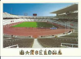 "ESTADIO - STADIUM - STADE - STADION .-  "" LLUIS COMPANYS (OLYMPICO) "" .- BARCELONA.- ( ESPAÑA ) - Soccer"