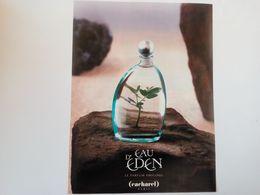 Pub Parfum Magazine Cacharel - Autres