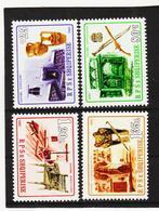 ECK865 ALBANIEN 1980  MICHL 2035/38 ** Postfrischer SATZ SIEHE ABBILDUNG - Albanien