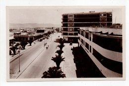 - CPSM MEKNÈS (Maroc) - Avenue Mezergues - Edition La Cigogne 742 - - Meknès