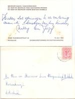 Verloving Nelly & Jozef - Van Hoorne - Bostoen - Hooglede & Oostnieuwkerke 1969 - Verloving