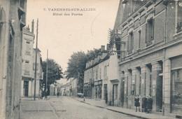 CPA - France - (03) Allier - Varennes-sur-Allier - Hôtel Des Postes - Other Municipalities