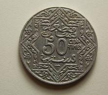 Morocco 50 Centimes 1924????? - Marokko