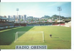 "ESTADIO - STADIUM - STADE - STADION .-  "" O COUTO "" .- ORENSE - GALICIA.- ( ESPAÑA ) - Fútbol"