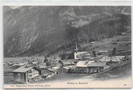 Gsteig Im Saanetal - BE Berne