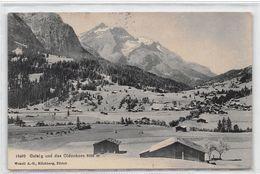 Gsteig Und Das Oldenhorn - BE Berne
