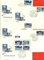 USSR 1971.FDC. Luna-17. - FDC & Commemoratives