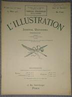 L'Illustration 3760 27 Mars 1915 Bülow Par Edmond Rostand/Zeppelins Sur Paris/Dardanelles/Hauts-de-Meuse/Collignon - L'Illustration