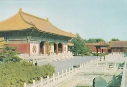 CARTOLINA - POSTCARD - CINA - Cina
