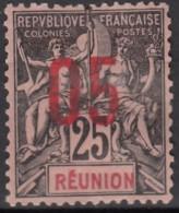 N° 75 - Neuf Sans Gomme - - Réunion (1852-1975)