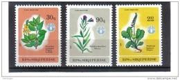 ALB305 ALBANIEN 1987  MICHL  2334/36  ** Postfrisch SIEHE ABBILDUNG - Albanien