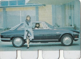 """Plaquette Collection """"L'Auto à Travers Les âges"""" : Alfa Roméo 2600 Sprint - Plaques Publicitaires"""