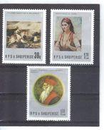 ALB236  ALBANIEN 1990  MICHL  2459/61  ** Postfrisch SIEHE ABBILDUNG - Albanien