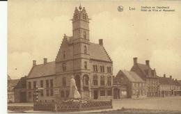 Loo Stadhuis En Standbeeld (142) - Lo-Reninge