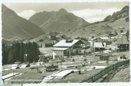 Kleinwalsertal; Hirschegg Mit Minigolfplatz - Gelaufen. (Franz Milz - Füssen) - Kleinwalsertal