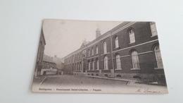 * DOTTIGNIES  Pensionnat Saint-Charles Façade  Oblitéré En 1902 - Mouscron - Moeskroen