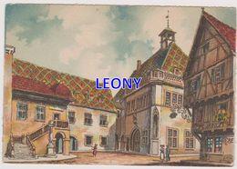 CPSM 10X15  De COLMAR    (68) - L'ANCIENNE DOUANE N° 2114H  Signée BARDAY - Colmar