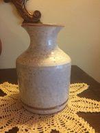VASO DESIGN ITALIANO ANNI 70 CERAMICA SMALTATA VINTAGE - Ceramics & Pottery