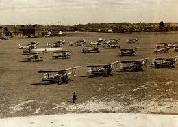 BRISTOL  BULLDOG   RAF     19 * 13 CM Aviation, AIRPLAIN, AVION AIRCRAFT WW2 - Aviación