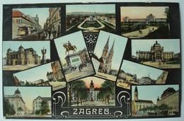 Zagreb. - Ca. 1910. - Croatie