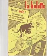 LA HULOTTE DES ARDENNES N° 32 / SPECIAL RAGE - Animals