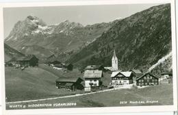Warth Gegen Widderstein - Nicht Gelaufen. (Risch-Lau, Bregenz) - Warth