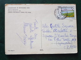 (19611) STORIA POSTALE ITALIA 1987 - 6. 1946-.. Repubblica