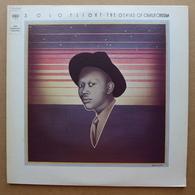 LP/ Charlie Christian - Solo Flight / The Genius Of Charlie Christian / US - Jazz