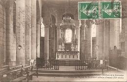 23 Creuse :  Choeur De L'église De Benevent L'Abbaye    Réf 5789 - Benevent L'Abbaye