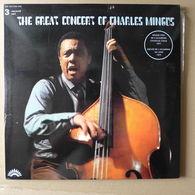 LP/ Charles Mingus - The Great Concert Of Charles Mingus - Jazz