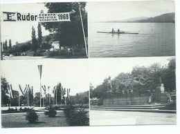 Klagenfurt Rudern Avirons 1969 Championnat D'Europe - Klagenfurt