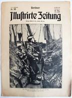 Berliner Illustrierte Zeitung 1916 Nr.16 Am Spiegel-Sehrohr Dicht Vor Dem Feind - Deutsch