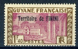 Territoire De L'ININI - N°44** - Neufs