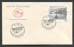 FDC ITALIA 2007 - CAVALLINO - VENEZIA PATRIMONIO MONDIALE DELL'UNESCO - 243 - 6. 1946-.. Republik