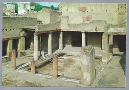 IT.- ERCOLANO. Herculaneum. Casa Del Salone Nero. - Ercolano