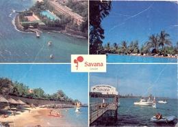 Sénégal - Dakar - Hôtel Savana - Vue Aérienne - Piscine Olympique - Plage Privée - Centre De Pêche - - Senegal