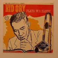 LP/ Kid Ory - Kid Ory Plays W.C. Handy - Jazz