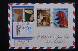 WALLIS ET FUTUNA - Enveloppe Touristique De Mata Utu Pour SP 91626 En 1987 , Affranchissement Plaisant - L 23830 - Covers & Documents