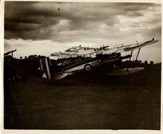 17 SQN KENLEY BRISTOL  BULLDOG   RAF     24 * 20 CM Aviation, AIRPLAIN, AVION AIRCRAFT WW2 - Aviación