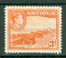 Antigua: 1938/51   KGVI    SG103    3d      MNH - Antigua & Barbuda (...-1981)