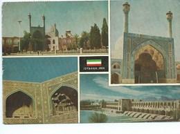 Isfahan The Shah Mosque Jameh Mosque Khajoo Bridge - Iran