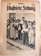 Berliner Illustrierte Zeitung 1916 Nr.18 A-B-C-Schützen In Podgoritza (Montenegro) - Zeitungen & Zeitschriften